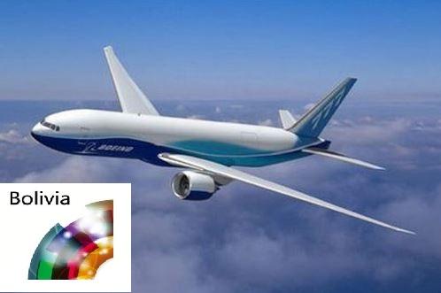 Bolivia air Freight